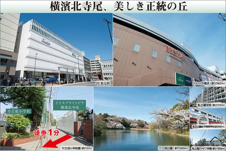 ■横濱北寺尾、美しき正統の丘