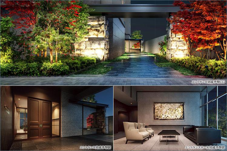 ■誇り高き高台に相応しい、上質なる邸宅。暮らすほどに豊かさが深まる快適なクオリティ。