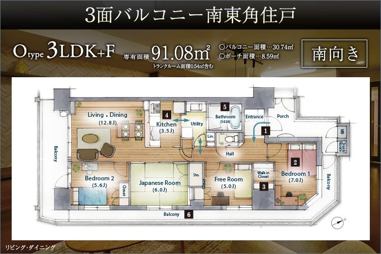 【地下鉄御堂筋線に直通】大阪の主要駅へ乗り換えなしのダイレクトアクセス