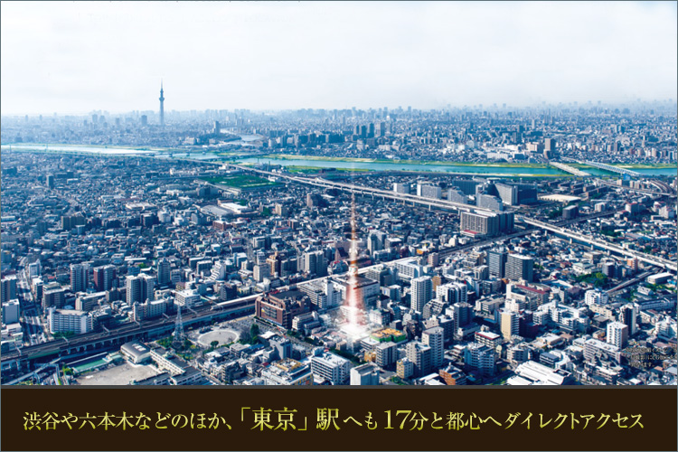■綾瀬駅徒歩3分という駅近