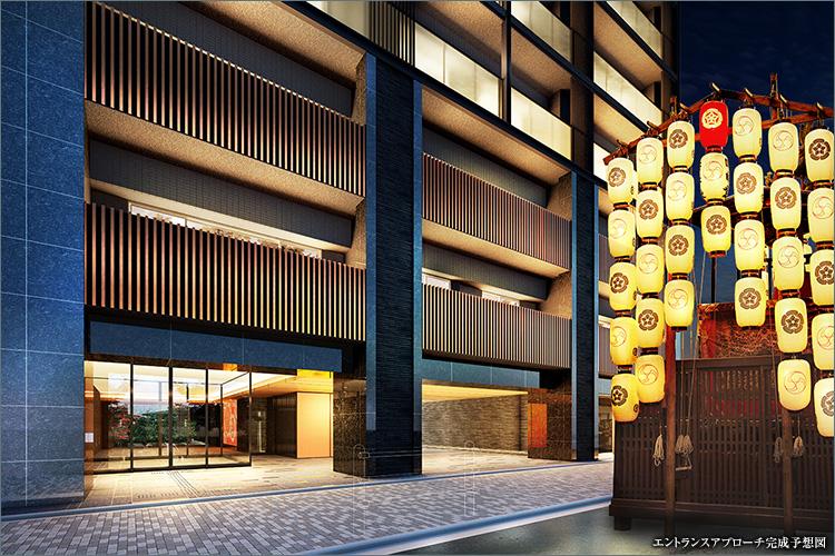 京都に受け継がれる伝統的な美意識と現代的な感性が融合する次代の京邸宅。