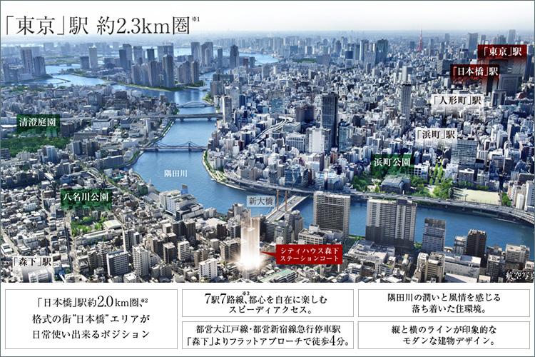 【日本橋の奥座敷※3 華やかに愉しみ、穏やかに暮らす】