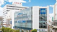 横浜銀行藤沢支店 約440m(徒歩6分)