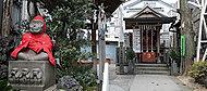 巣鴨庚申塚(猿田彦大神) 約130m(徒歩2分)