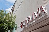 岡島百貨店 約160m(徒歩2分)