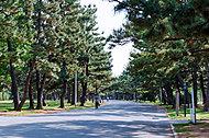 浜寺公園 約110m(徒歩2分)