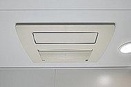 雨の日も洗濯物を清潔に乾燥。カビの発生を抑えるのにも効果的な、予備暖房機能や24時間換気システムも装備。