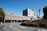 防衛医科大学校病院 約4,100m(車7分)