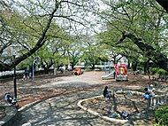 葉根木公園 約120m(徒歩2分)
