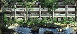 奥まるほどに深まる、紛れもない静けさと安らぎが息づく場所。「新小岩」駅周辺の賑わいから離れ、江戸川区の中心エリアから程よい距離をおいた、本一色一丁目の一画。