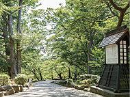 千秋公園 約750m(徒歩10分)