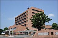 市立中央病院 約460m(徒歩6分)※1