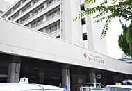 松山赤十字病院 約800m(徒歩10分)