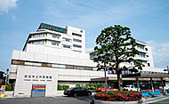 横浜市立市民病院 約880m(徒歩11分)