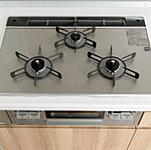 小さな火も容易な火加減調節機能、便利でスピーディに調理できる水なし両面焼きグリル、安心の鍋底温度感知センサー付です。