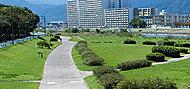 室見川緑地 約580m(徒歩8分)