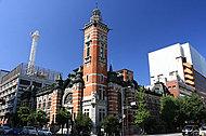 横浜市開港記念館(ジャックの塔) 約2,250m(徒歩29分)