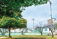 東富安公園テニス場 約160m(徒歩2分)