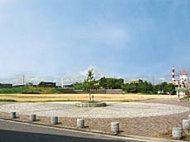 伏石中央公園 約1,000m(自転車4分)