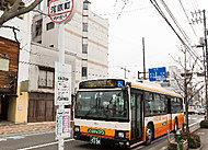 伊予鉄道「河原町」バス停 約340m(徒歩5分)