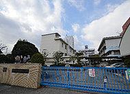 松山市立番町小学校 約800m(徒歩10分)