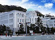 愛媛県庁 約1,020m(徒歩13分)