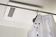 冬は予備暖房、夏には除湿・冷房、雨天時や夜間には洗濯物の乾燥など様々な用途に利用できます。