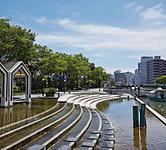 新町川水際公園 約230m(徒歩3分)