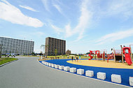 あすと長町中央公園 約770m(徒歩10分)