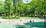 中原平和公園 約440m(徒歩6分)