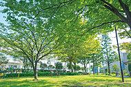 松江六丁目第二児童遊園 約460m(徒歩6分)