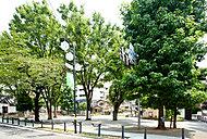 板橋駅前公園 約150m(徒歩2分)