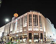 伊勢丹新宿店 約2,870m(自転車12分)
