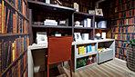 書斎や収納など、自由に愉しめる約2畳のフリースペース「ユトリエ」