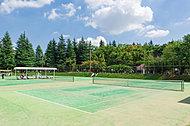 世田谷公園・テニスコート 約890m(徒歩12分)