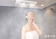温度と湿度を高く保ちながら、発汗を促すミストサウナを実装。肌の汚れや老廃物を取り除く効果もあります。