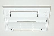 暖房、乾燥、換気、涼風の4つの機能を装備。快適な入浴や効率的な洗濯乾燥に役立ちます。