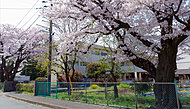市立鹿島台小学校 約110m(徒歩2分)