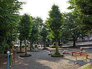第二上坂谷公園 約260m(徒歩4分)