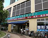 武蔵浦和メディカルセンター 現地より約620m