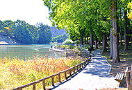 千里南公園 約1,420m(徒歩18分)