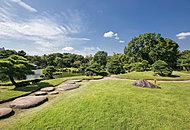 都立清澄庭園 現地より約590m