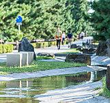 草加松原遊歩道 現地より約1,900m