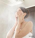 浴室暖房乾燥機にミストサウナ機能をプラス。ミストサウナは高温・低湿度のドライサウナとは異なり、やさしい霧状のミストで体を包み込みます。