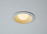共用部と専有部の照明には、従来の白熱灯・蛍光灯に比べ寿命が長く、消費電力も少ないLED照明を採用。共用部と専有部の電気使用料を節約します。