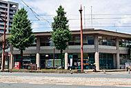 熊本水前寺公園郵便局 約390m(徒歩5分)