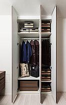 洋室には、普段着や季節物の収納スペースとして活用できるクロゼットや物入を設置。タイプによっては、ウォークインクロゼットを設置しました。