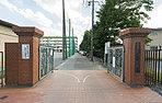 白幡中学校 約750m(徒歩10分)