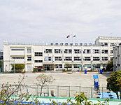 足立区立千寿小学校 約490m(徒歩7分)