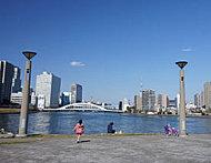パリ広場(石川鳥公園) 徒歩3分/約180m